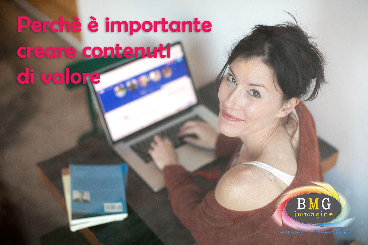 perchè-è-importante-creare-contenuti-di-valore